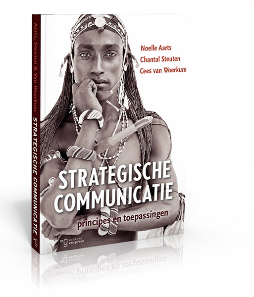 BOEK STRATEGISCHE COMMUNICATIE